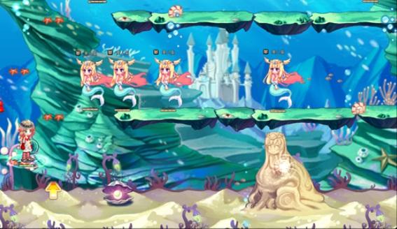彩虹岛2019最强职业_《彩虹岛》NEVER战队资料片上线,暑期版本进入全新阶段 | 游戏干线